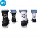 2X Don't Follow Me,I'm Lost Too Socks