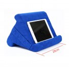 Multi Angle Soft Pillow Mobile Phone Holder IPad Tablet Stand with Mesh Bag and Handle Style 1