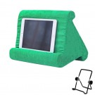 Multi Angle Soft Pillow Mobile Phone Holder IPad Tablet Stand with Mesh Bag and Handle Style 2