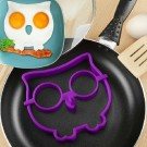 Owl Funny Egg Mold