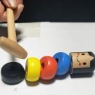 Immortal Daruma Magic Tricks Funny Toy Christmas Gift Style 1