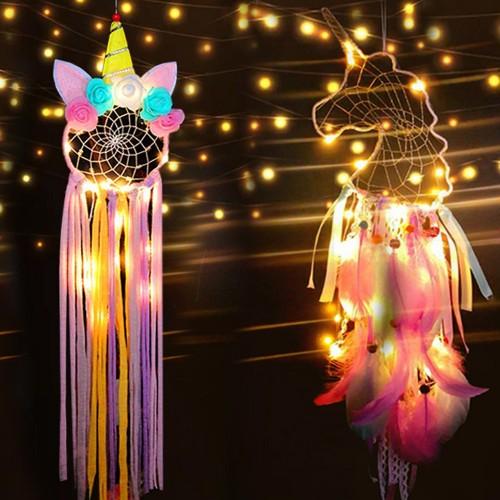 Unicorn LED Dreamcatcher