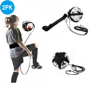 2X Football Soccer Self-Training Equipments