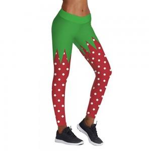 Women Christmas Leggings