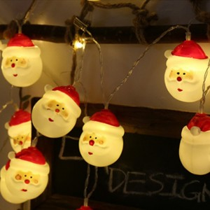 Christmas 10 LED Light Style 2