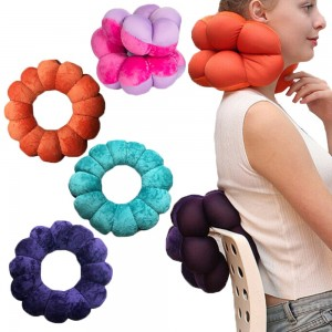 Adjustable Multifunction Pillow for Neck and Lumbar Support