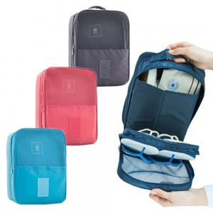 Travel Shoe Organiser Bag