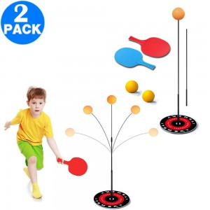 2 X Table Tennis Trainer Sets