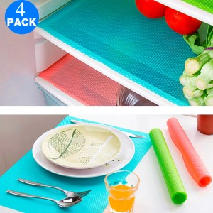 4 Pack Refrigerator Dinning Mats