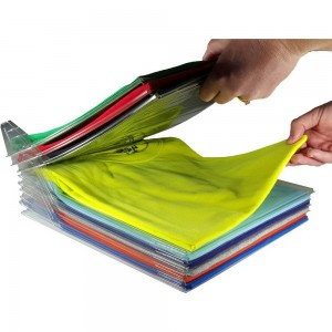 34.5x29.5x6.5cm Closet Organizer and Shirt Folder