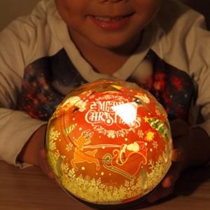Romantic Night Light Projection Lamp Christmas