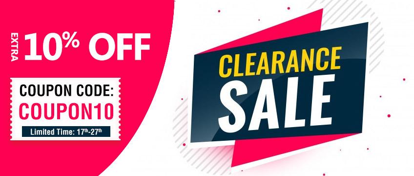JANUARY CLEARANCE Big Sale