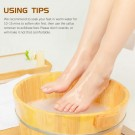 20 in 1 Stainless Steel Nail File Foot File Pedicure Rasp Callus Remover Random Colour