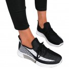 Women Casual Trainer Mesh Stretch Shoes Running Jogging Fitness Gym Sneakers