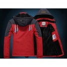 Men's Waterproof and Windproof Padded Jacket