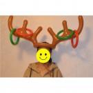 Xmas Reindeer Ring Toss Game