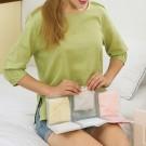 4 X Travel Underpants Storage Bags