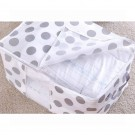 2X Bedding Blanket Storage Bags-Star and Dot