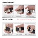 USB Cordless Electric Dog Hair Clipper Set
