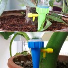 4PCS Plant Automatic Water Drip Spikes Set