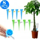 2 X 4PCS Plant Automatic Water Drip Spikes Set