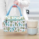 2 X Insulated Lunch Bags Style 1 + Style 2