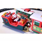 Kid Christmas Railway Tracks Toy Sets