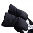 2 X Baby Stroller Gloves Hand Muff Pushchair Mittens Winter Warm Lined Gloves