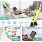 2.4G Bluetooth Wireless Mouse Pen Wireless Mouse Touch Pen USB Rechargeable Mouse Pen Mini Mice for Tablet Laptop Yellow