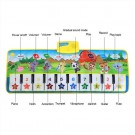 2 X Kids Musical Mats Kids Piano Keyboard Mats Early Education Touch Play Toys