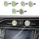 2X Car Accessories Car Vent Clip Air Freshener Essential Oil Diffusers