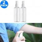 2 X 100ml Refillable Spray Bottles