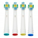 2 X 4PCS Toothbrush Replacement Heads Set Compatible with Oral-B EB18-P
