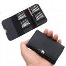 2 Pack 25 In 1 Magnetic Precision Screwdriver Set Bits Repair Tool Kit