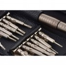 25 In 1 Magnetic Precision Screwdriver Set Bits Repair Tool Kit