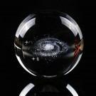 3D Transparent Ball incl. Stand Christmas Gift Idea