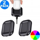 2 X Wireless Charging Pad Magnetic Wireless Charger Charging Dock Stand for AirPods