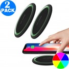 2 X 15W QI Wireless Charger Fast Charger for iPhone 12 Series