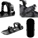 One Pair of Outdoor Snowshoes with Carrying Pouch
