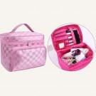 Large Makeup Bag-Pink