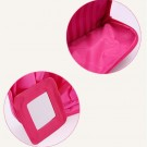Large Makeup Bag-Rose