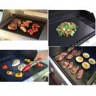 2x Non-stick BBQ Grill & Bake Perfect Mat