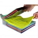 34.5x29.5x6.5cm Closet Organizer and Shirt Folder