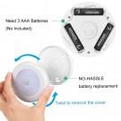 3PCS Cordless LED Motion Sensor Light Set