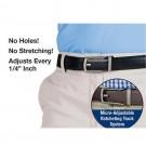 Comfort Gentleman's Click Adjustable PU Leather Belt