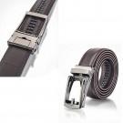 2X Comfort Gentleman's Click Adjustable PU Leather Belts