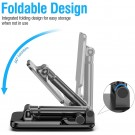 2 X Adjustable Cell Phone Stand Foldable Stand
