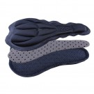 2 X 3D Bicycle Seat Covers with Reflective Strips