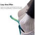 6 X Portable Lazy Shoe Lifting Helper Random Colour