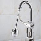 2 X 2 Modes Adjustment Kitchen Sink 360 Flexible Extension Hose Faucet Sprayers Attachment Water Saving Long Nozzles